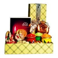 Glowing Flames: Diwali Hamper